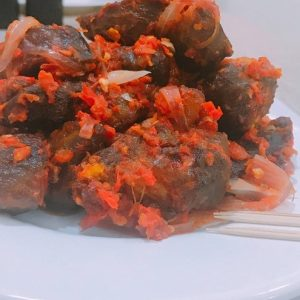 PEPPERED FRIED BEEF
